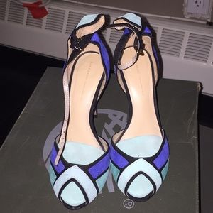 Used Size 6 Zara Shoes
